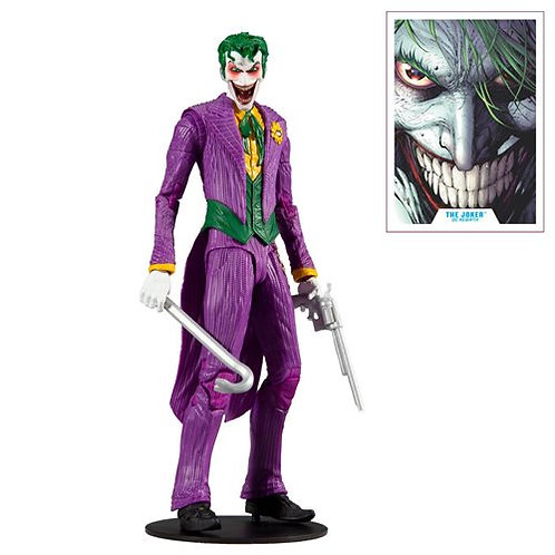 DC Rebirth DC Multiverse The Joker Action Figure
