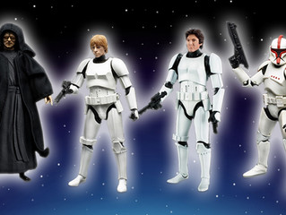Star Wars The Black Series Wave 8 Coming This April