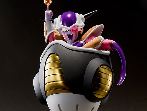 Dragon Ball Z S.H.Figuarts Frieza (First Form) with Pod