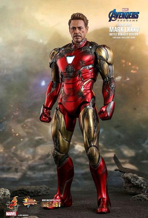 "Avengers 4: Endgame - Iron Man Mark LXXXV Diecast 1:6 Scale 12"" Action Figure"