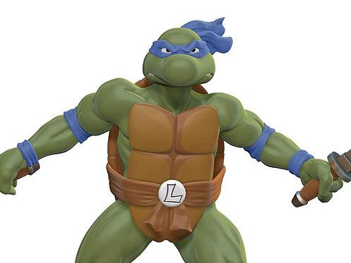 Teenage Mutant Ninja Turtles - Leonardo 1:8 Scale PVC Statue