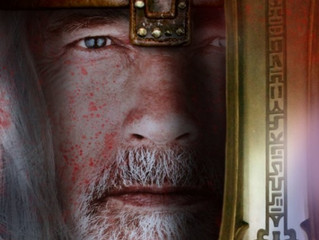 'The Legend of Conan' teaser poster debuts at Cannes
