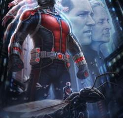 "Marvel's ""Ant-Man"" Begins Principal Photography, Announces More Cast"