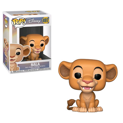 Lion King - Nala Pop! Vinyl