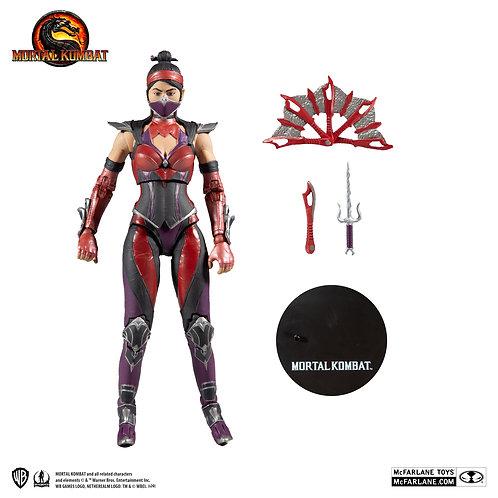 "Mortal Kombat V - Kitana (Battle Kahnum Variant) 7"" Action Figure"