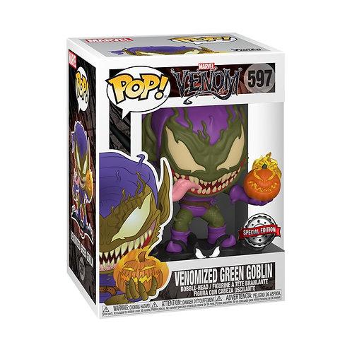 Venom - Venomized Green Goblin US Exclusive Pop! Vinyl