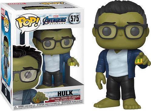 Avengers 4: Endgame - Hulk with Taco Pop! Vinyl
