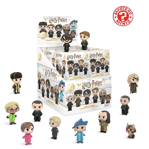 Harry Potter - Mystery Minis wave 03 Blind Box Set of 12