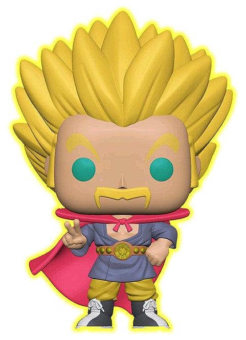 Dragon Ball Super - Super Saiyan Hercule Glow US Exclusive Pop! Vinyl