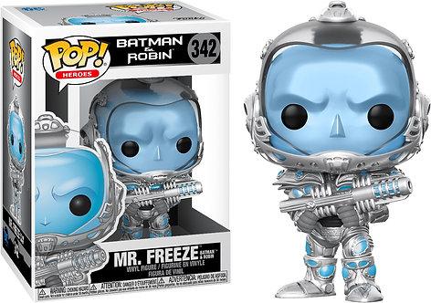 Batman & Robin - Mr Freeze Pop! Vinyl