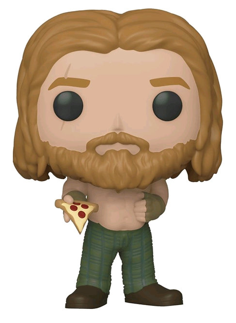 Avengers 4: Endgame - Thor with Pizza Pop! Vinyl