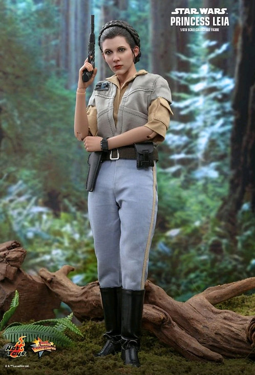 Star Wars - Princess Leia Return of the Jedi 1:6 Scale Acton Figure