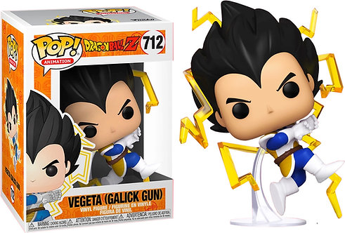 Dragon Ball Z - Vegeta Galick Gun (with chase) US Exclusive Pop! Vinyl