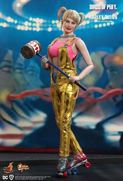 """Birds of Prey - Harley Quinn 1:6 Scale 12"""" Action Figure"""