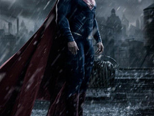 First Look At Henry Cavill As Superman From Batman V Superman: Dawn Of Justice