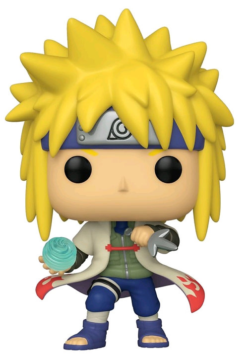 Naruto: Shippuden - Minato (with chase) US Exclusive Pop! Vinyl