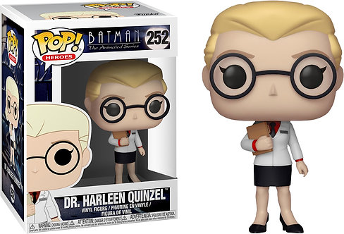 Batman: The Animated Series - Dr Harleen Quinzel US Exclusive Pop! Vinyl