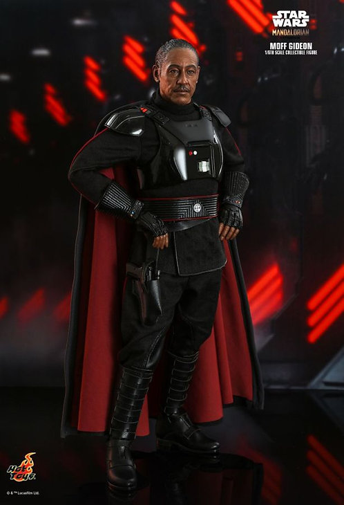 "Star Wars: The Mandalorian - Moff Gideon 1:6 Scale 12"" Action Figure"