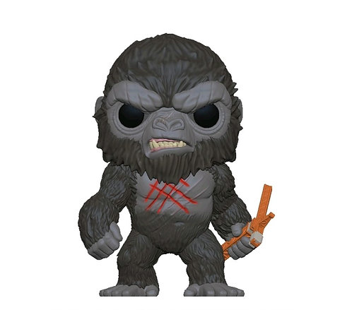 Godzilla vs Kong - Kong Battle Worn Pop! Vinyl