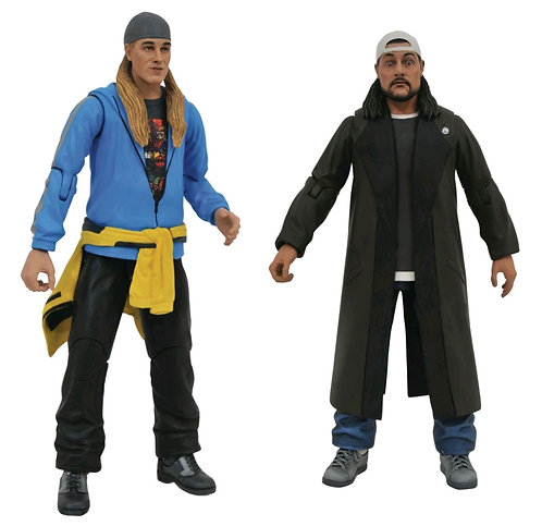 Jay & Silent Bob - Action Figures