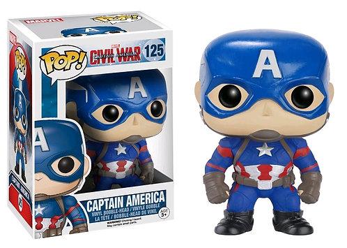 Captain America 3: Civil War - Captain America Pop! Vinyl