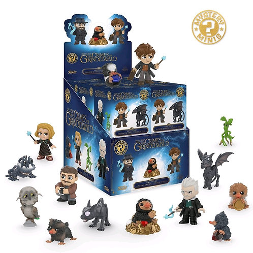 Fantastic Beasts 2: The Crimes of Grindelwald - Mystery Minis Blind Box