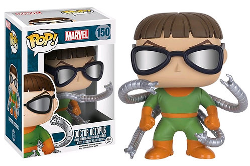 Spider-Man - Doc Ock Pop! Vinyl Figure