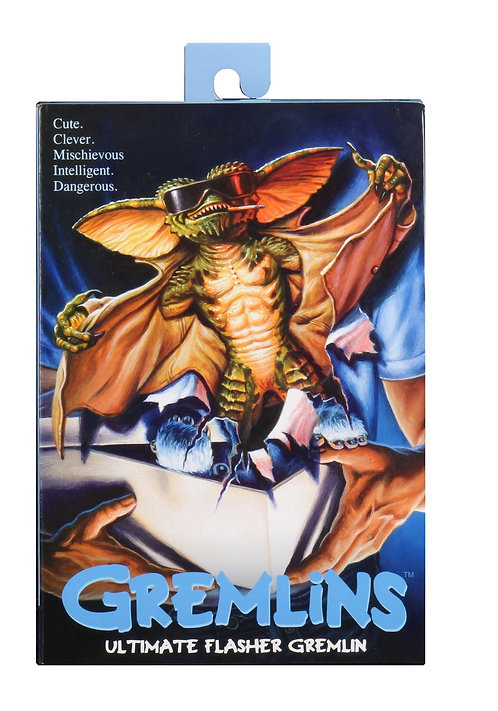 """Gremlins - Flasher Ultimate 7"""" Scale Action Figure"""