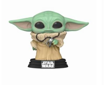 Star Wars: The Mandalorian - The Child with Pendant Pop NYCC 2020 Exclusive POP!