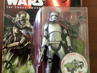 Star Wars The Force Awakens 3.75inch & 6 Inch figures - A Closer look!