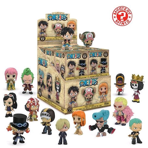 One Piece - Mystery Minis Blind Box