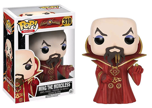 Flash Gordon - Ming the Merciless Pop! Vinyl