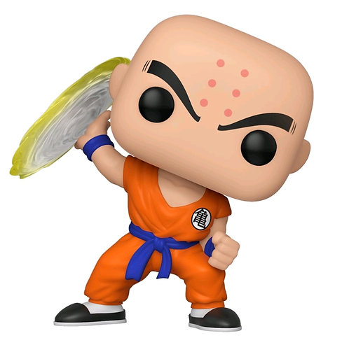 Dragon Ball Z - Krillin w/Destructo Disc Pop! Vinyl