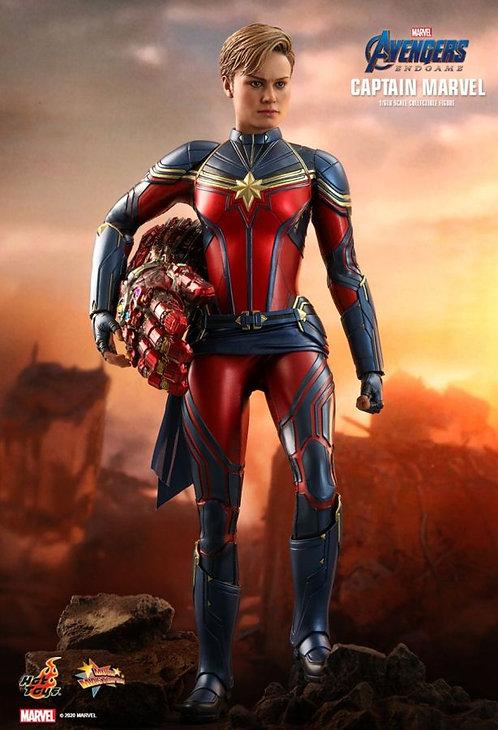 "Avengers 4: Endgame - Captain Marvel 1:6 Scale 12"" Action Figure"