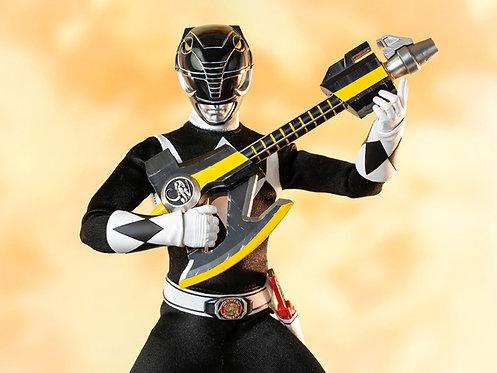 Mighty Morphin Power Rangers Black Ranger 1:6 Scale Action Figure