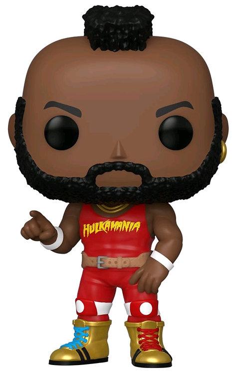 WWE - Mr T Pop! Vinyl