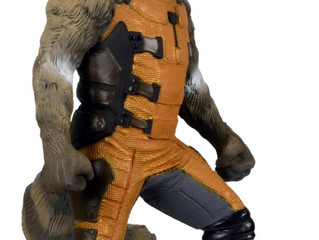 Neca Life Size Rocket Raccoon Coming February 2015