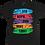 Thumbnail: Teenage Mutant Ninja Turtles - Paint Strokes Black Male T-Shirt