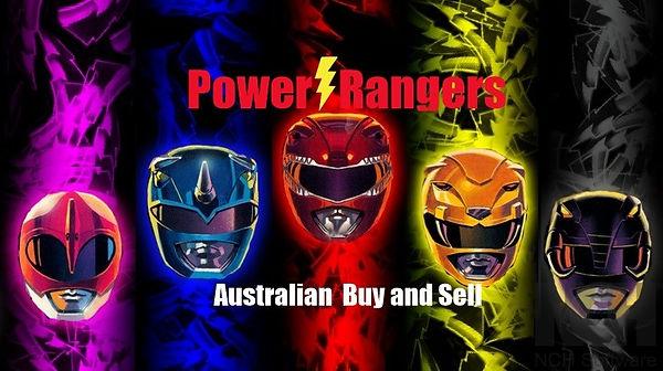 Australian Power Rangers Buy and Sell.jp