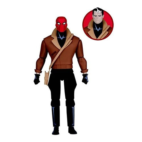 Batman: The Animated Series - Red Hood Action Figure