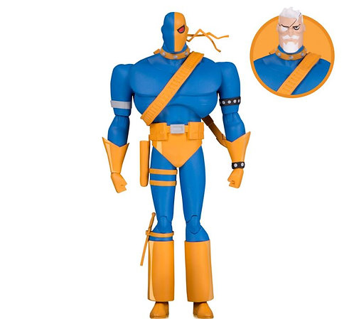 Batman: The Animated Series - Deathstroke Action Figure