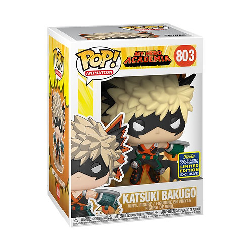 My Hero Academia - Katsuki Bakugo SDCC 2020 Exclusive POP!