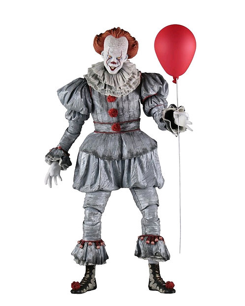 It (2019) - Pennywise 1:4 Scale Action Figure