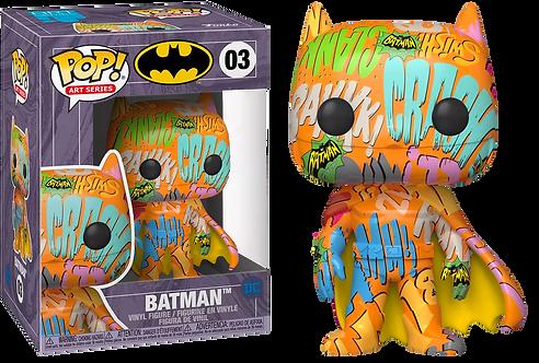 Batman - Batman #3 (Artist) US Exclusive Pop! Vinyl with Protector
