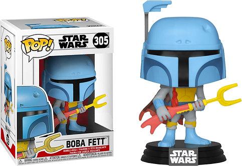 Star Wars - Boba Fett Animated US Exclusive Pop! Vinyl