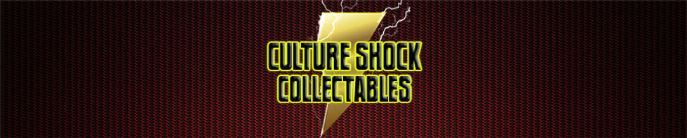 CultureShock Collectables Logo Long Colo