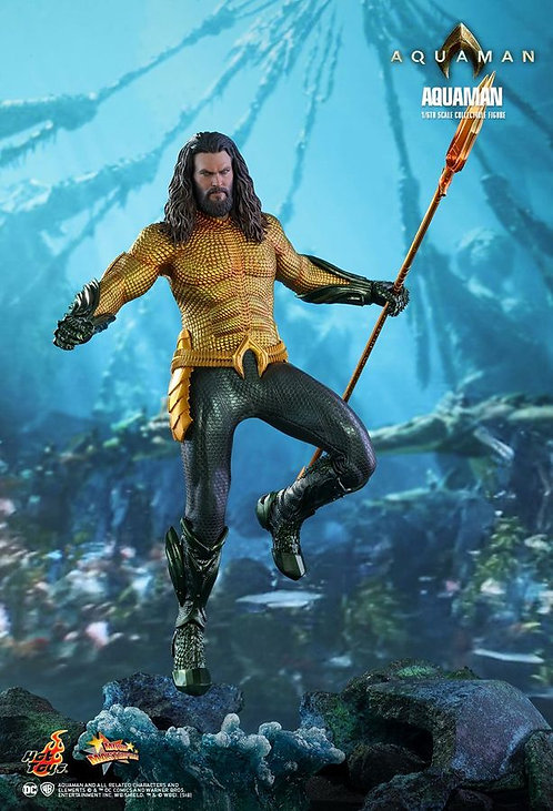 "Aquaman - Aquaman 12"" 1:6 Scale Action Figure"