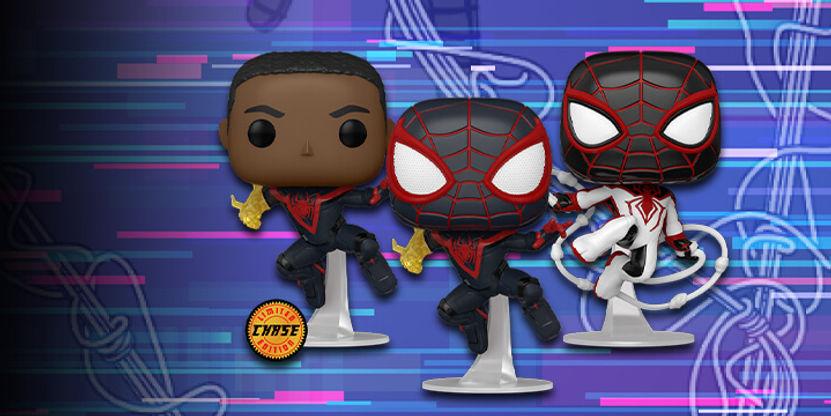 Spider-Man Miles Morales - Spider-Man Ba