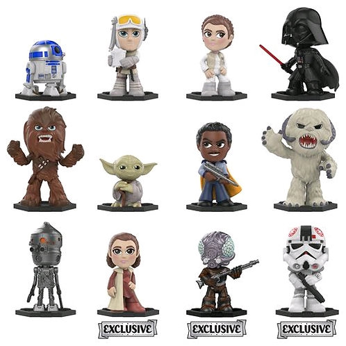 Star Wars - Episode V - Mystery Minis GS US Exclusive