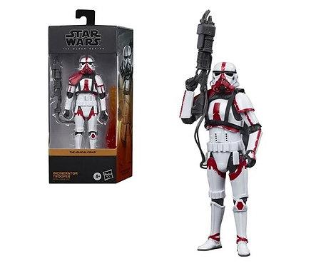 "Star Wars: The Black Series 6"" Incinerator Trooper (The Mandalorian) Figure"